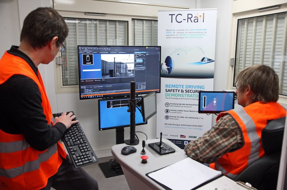 ACTIA GROUP : la mise au point de trains autonomes
